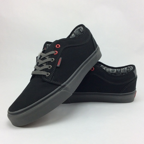 87f73d6476 Vans Men s Chukka Low Nintendo Check Skate Shoe